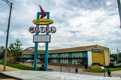 Loraine Hotel, Memphis, Tennessee