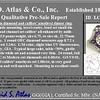 2.27ct (est) Art Deco Old European Cut Diamond with Amethyst Halo Ring 4