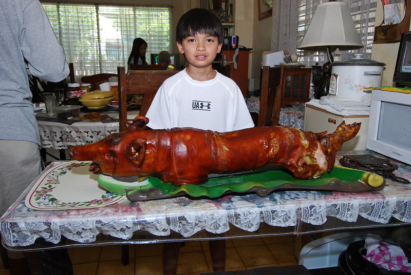 Our first lechon