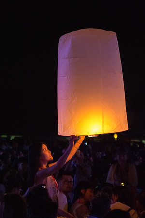 Yi Peng and Loi Krathong Festivals