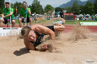 Hypomeeting Götzis 2018 Decathlon Long Jump