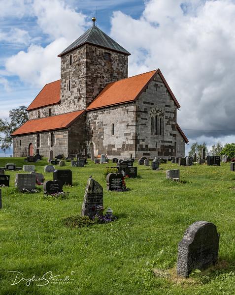 St Nicholas Church, built approx 1150