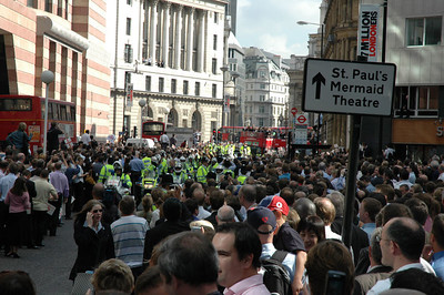 Ashes Victory Parade