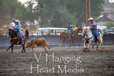 Steele's ACTRA Team Roping - July 24, 2021