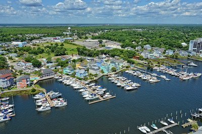 Carolina Beach Boatyard and Marina
