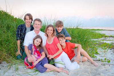 Zalusky family
