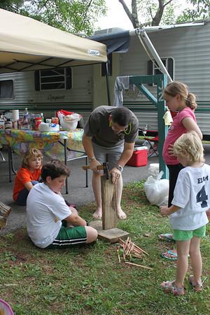 Camping trip June 2012