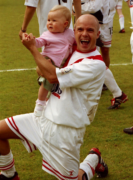 Airdrie 2003-04