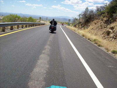May 11, 2013 Yarnell Daze Ride