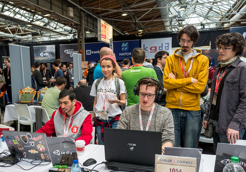 Casual Connect Berlin 2017