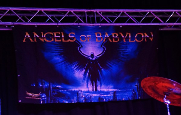 ANGELS OF BABYLON 80's in the Park 2016