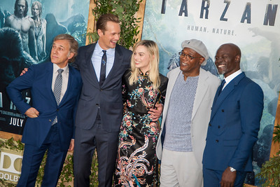 1795 Legend of Tarzan World Premiere