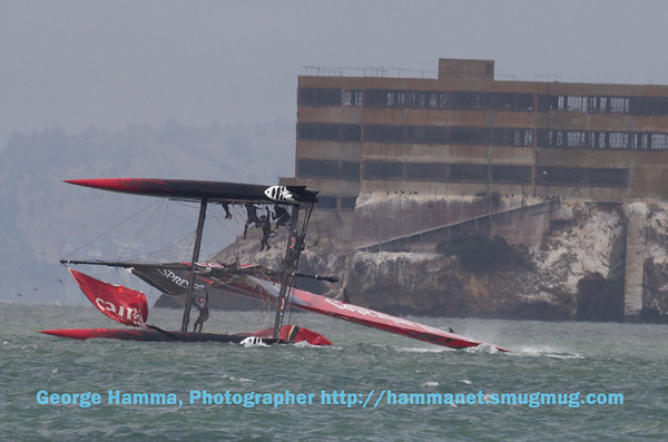 America's Cup World Series Practice 8/21/12