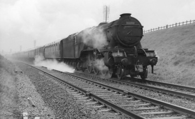 60043 Built 1935 Doncaster (A3 as built)