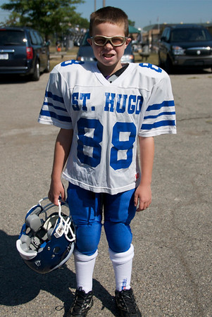 St Hugos 5th Grade Football 2008 Season
