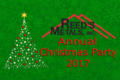 2017-12-22 Reeds Metals Christmas Party
