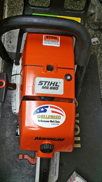 Stihl MS880