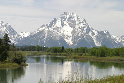Oxbow Bend Daytime