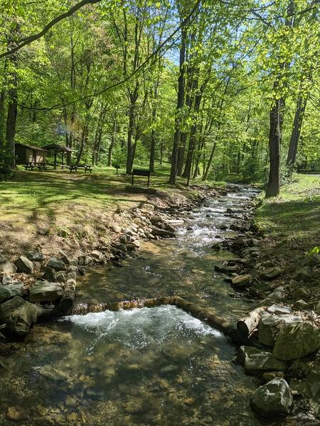 Pine Ridge Park - Tom's Run