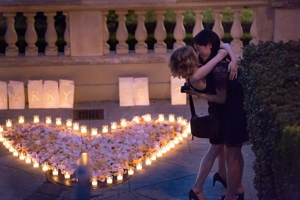 Connie & Sarah Proposal