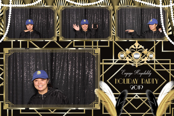12-6-2019 Engage Hospitality Holiday Party - Prints