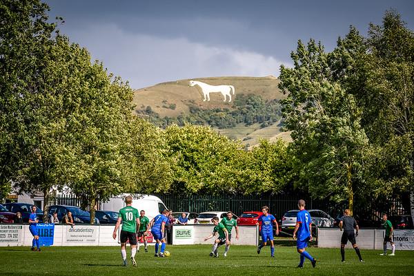 Westbury United v Fareham Town