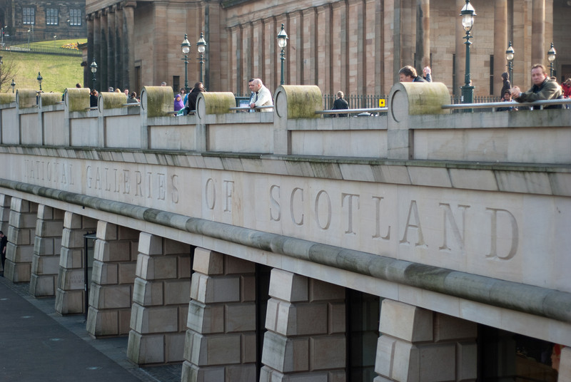 The National Galleries of Scotland