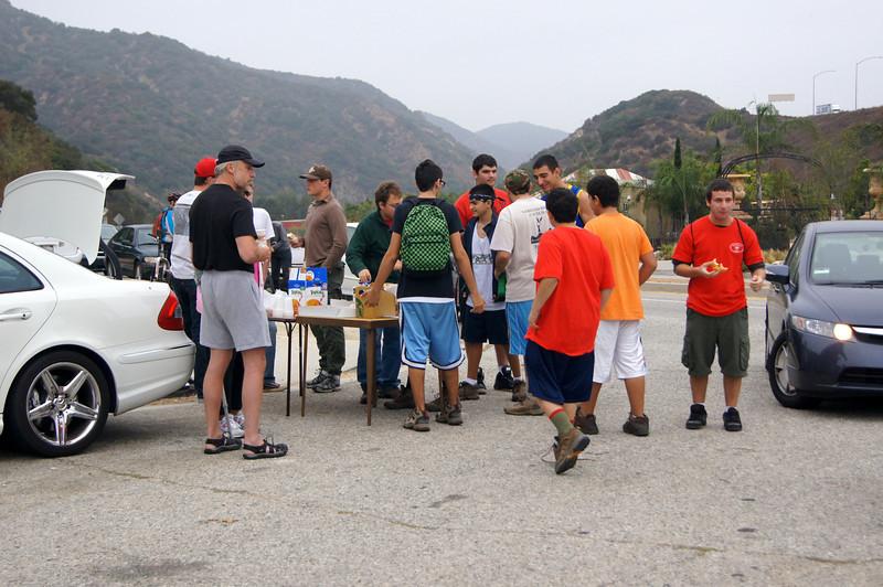 20110911001-Eagle Scout Project, Steven Ayoob, Verdugo Peak.JPG