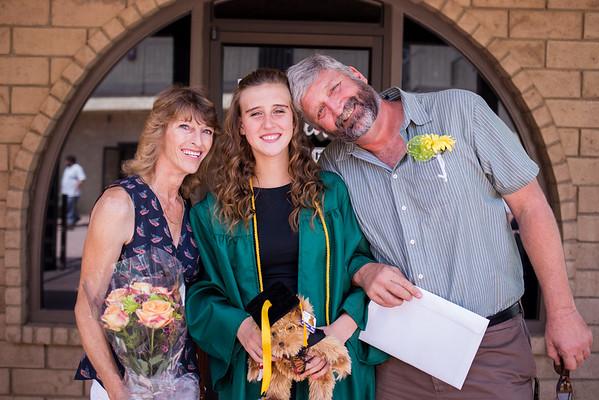 Sadi's 8th Grade Graduation