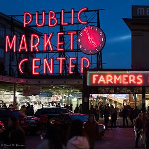 Seattle, WA - November 11, 2016