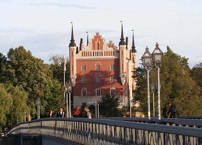 Stockholm Skeppsholmen