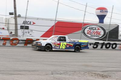 ARCA Trucks, Toledo Speedway, Toledo, OH, October 13, 2007