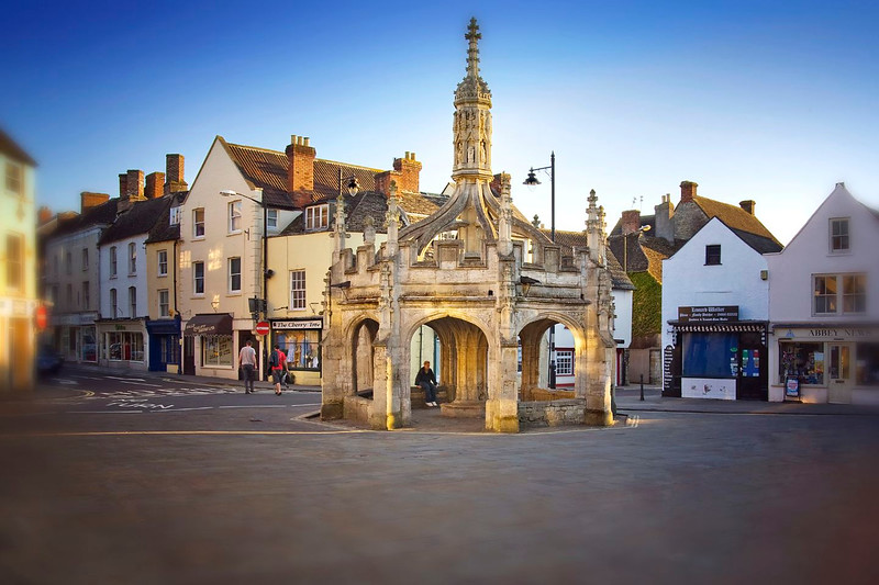 The Market Cross Malmesbury,Wiltshire