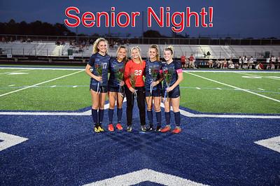 Senior Night (10/1/2019)