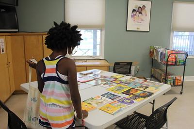 Gail Baker Community Center Book Giveaway: 5-27-2021