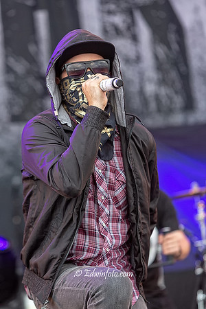 Hollywood Undead @ Rock Am Ring 2018
