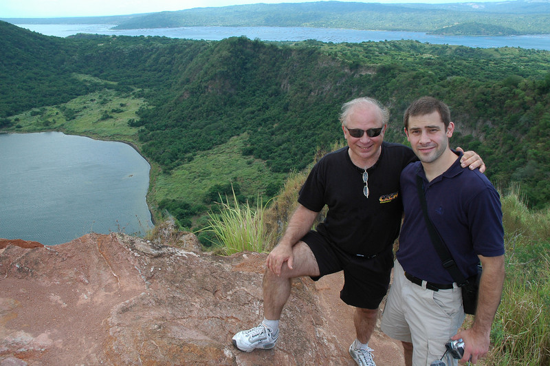 Jim and Scott Lotterer