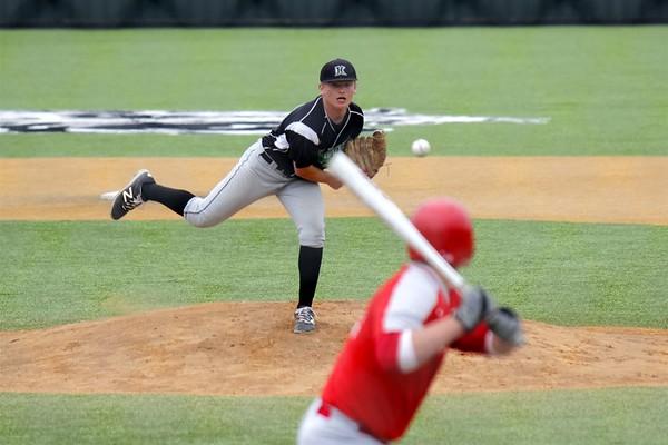 Kennedale vs Heritage JV baseball