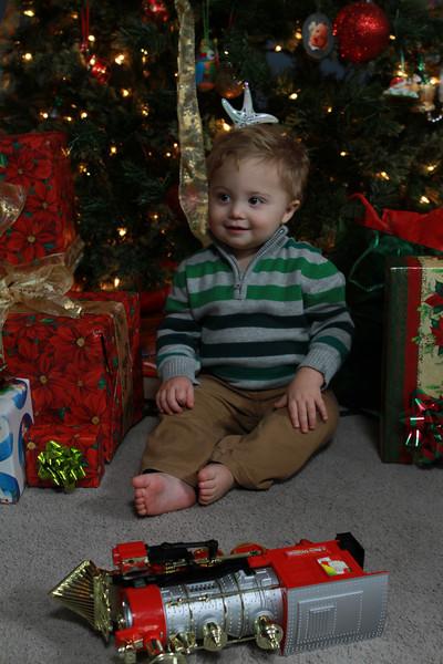 Lucas Christmas 2012