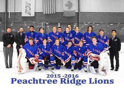 Team Pictures 2015-2016