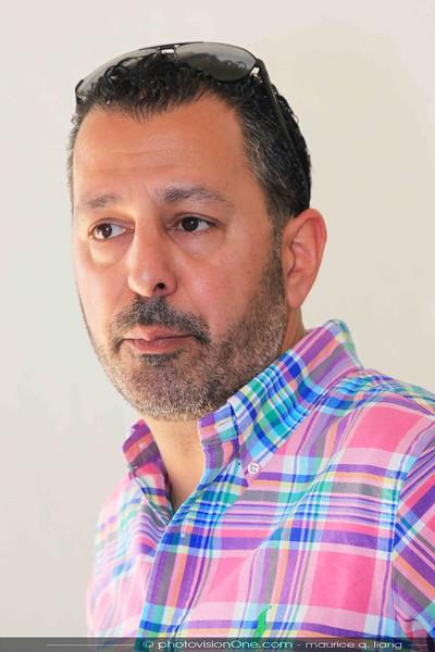 Host Shahab Moradian