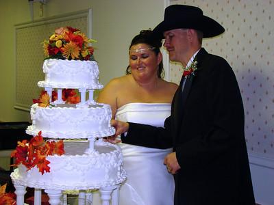 Jay Bicks Wedding
