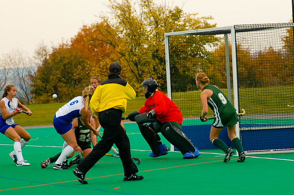 Hamilton Field Hockey vs. Skidmore College Oct 24, 2010