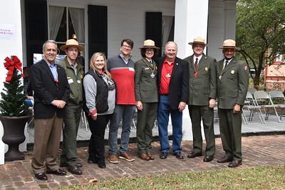 Ferrells and National Park Service