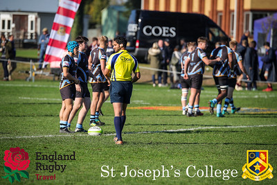 Match 7 - St Joseph's College v Whitchurch High School