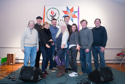 South Show Folk Music Club Coffee House  1/19/18