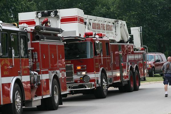 Wheaton Fire Dept
