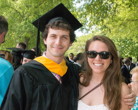 2014 Daniel Marner's Graduation from William & Mary