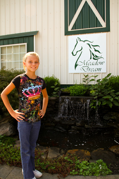 Meadow Dream Riding Lessons