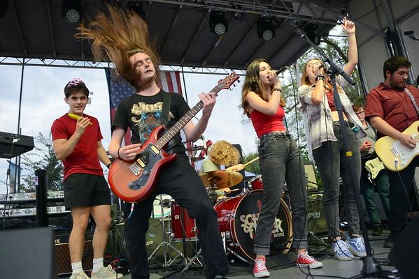 LF2021 Band - School of Rock